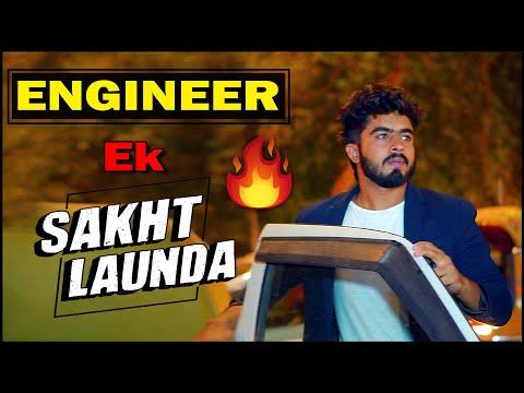 ENGINEER Ek SAKHT LAUNDA || HALF ENGINEER ||