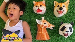 ZOO Animal Puppets!