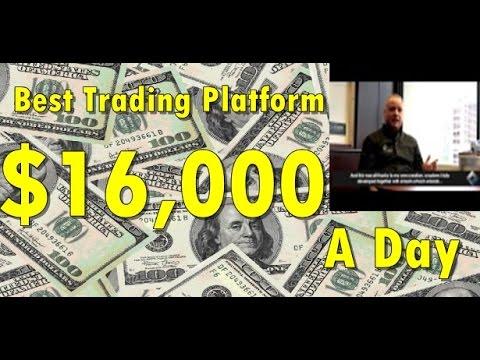 Best Trading Platform 2017 - Best Forex Trading Platform Software 2017