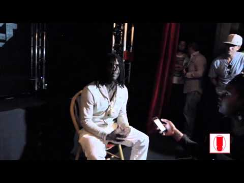 Chief Keef Talks About Violence In Chicago