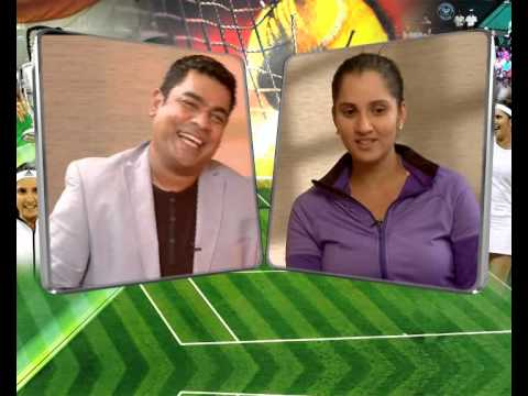 India News Exclusive interview with Sania Mirza