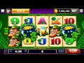 Wild LepraCoins Aristocrat Slot Gameplay For iOS (Big Win)