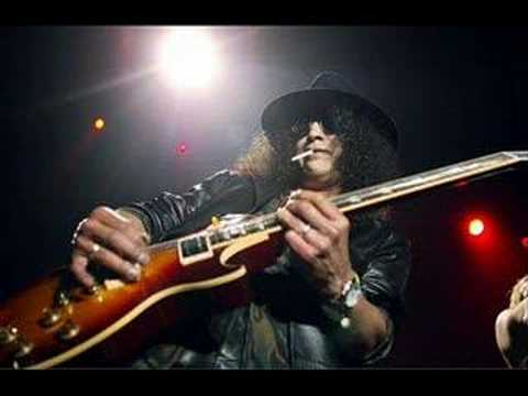 Slash Live Solo