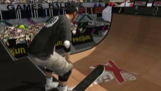 ESPN X Games Skateboarding (PS2 Gameplay)