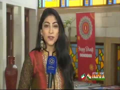 IIK Diwali Mela 2016   Report in KTV 2 (Part 1)