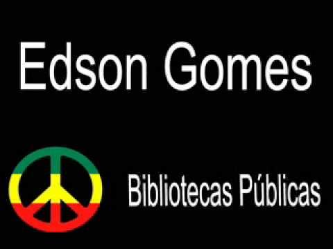 Bibliotecas Públicas - Edson Gomes