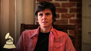Repeat youtube video Tig Notaro Discusses Her First GRAMMY Nomination | GRAMMYs