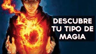 ¿Cuál es tu tipo de Magia? | Test Divertidos