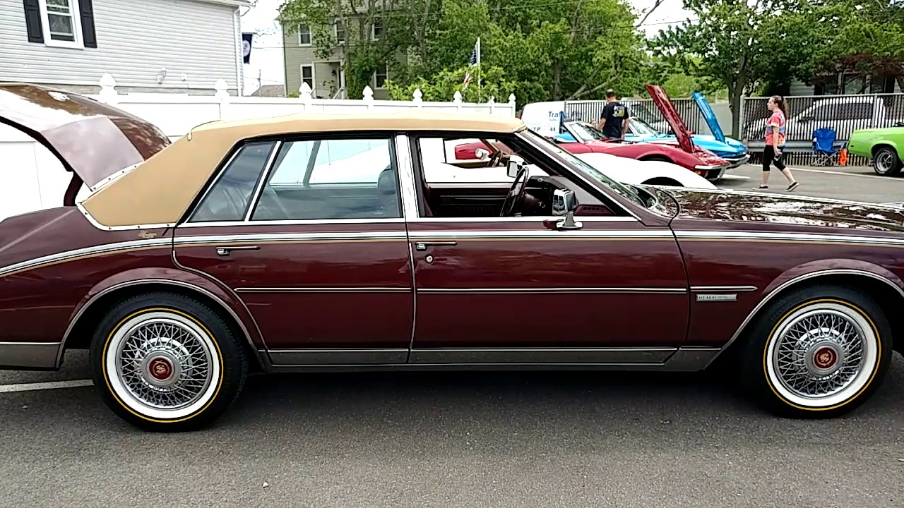 1983 Cadillac Seville Roadster