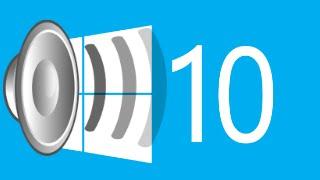 Como Activar el Sonido en Windows 10 #1