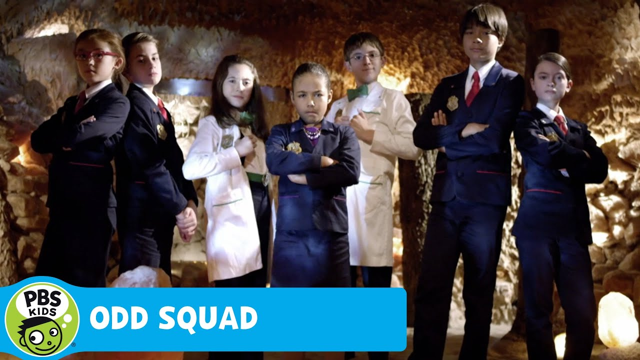 Image result for odd squad the movie PBS