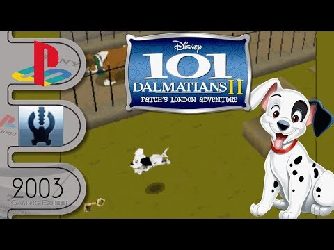 101 Dalmatians II: Patch's London Adventure - Playstation 1