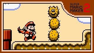 SMW Desert (8-Bit Remix) - Super Mario Maker 2