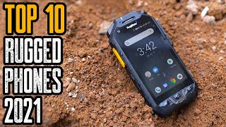 Top 10 Best Ruġged Smartphones 2021 | Most Durable Phones 2021
