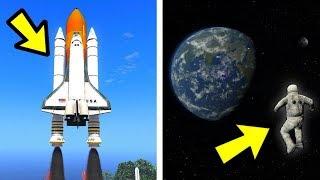 🔴 אפשר לטוס לחלל ב GTA V! (מטורף לגמרי!)
