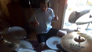 Soundgarden - Blow Up the Outside World - Drum cover