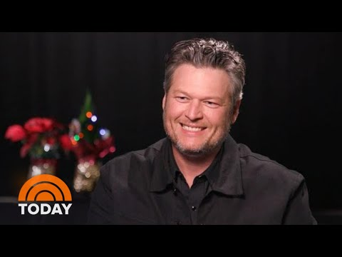 Jessica - BLAKE SHELTON: Produces A Hallmark Movie