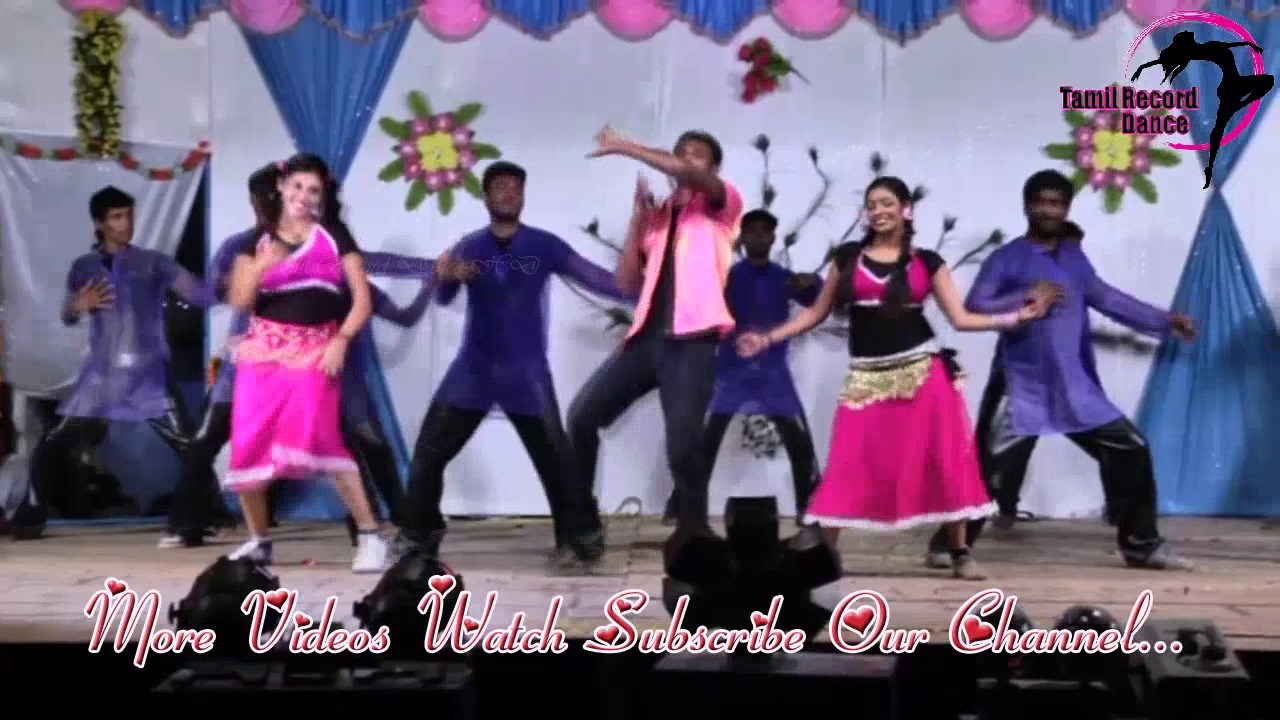 Record dance south india 2