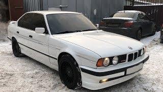 Bmw Alpina B10 E34! Мечта С Плаката Взрослевших В 90-Е! Прикоснемся К Легенде !