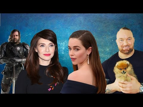 Game of Thrones - Funny Moments Part 24