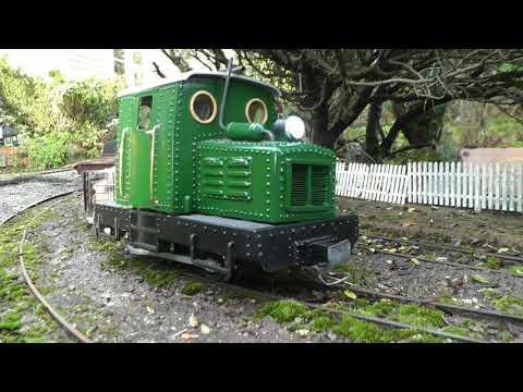 Peckforton Light Railway - LGB ToyTrain Diesel Modification