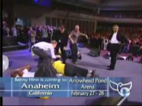 Benny Hinn - Lakeland Youth Fire Revival (2)