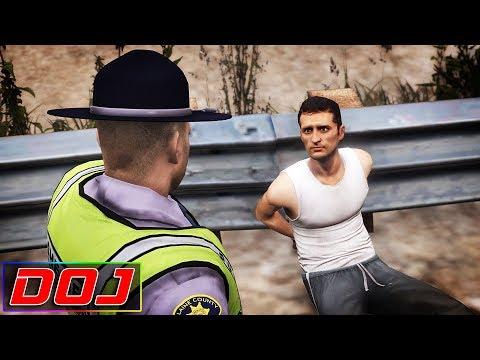 GTA 5 Roleplay - DOJ #86 - Cell Phone Thief