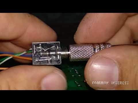 Внедряем USB зарядку и AUX разъём в штатную магнитолу Clarion PN-2424M на Nissan Almera N16