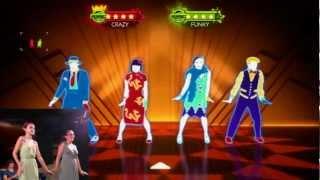 Just Dance 3 - Joey Graceffa Jim Chapman Missglamorazzi Tayna Burr  - XBOX360 Kinect