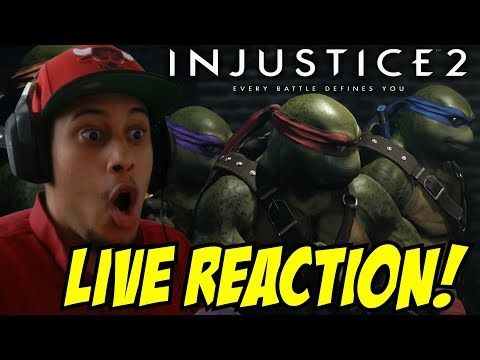 Thumbnail: ED BOON ARE YOU FOR REAL?!?!? Injustice 2 - Fighter Pack 3 Revealed! LIVE REACTION/THOUGHTS!!!
