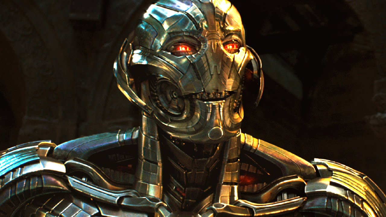 "Ultron hates Children"" Avengers 2 MOVIE CLIP [HD 2160p] - YouTube"