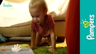 Fun Toddler Games: build A Fort