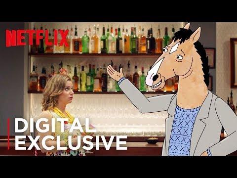Fuller House | Darker Premise, Darker Horse ft. BoJack Horseman & Andrea Barber | Netflix