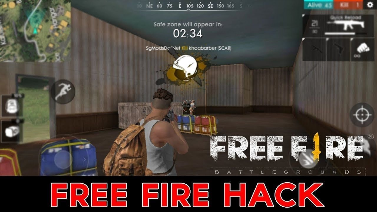 garena free fire mise a jour