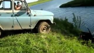 Как правильно парковаться на природе(Смешное видео. Посмеяться от души. Угарное видео. Полный ржач., 2015-06-07T07:26:47.000Z)