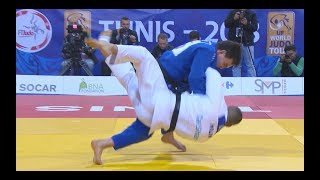 Judo Highlights - Tunis Grand Prix 2018