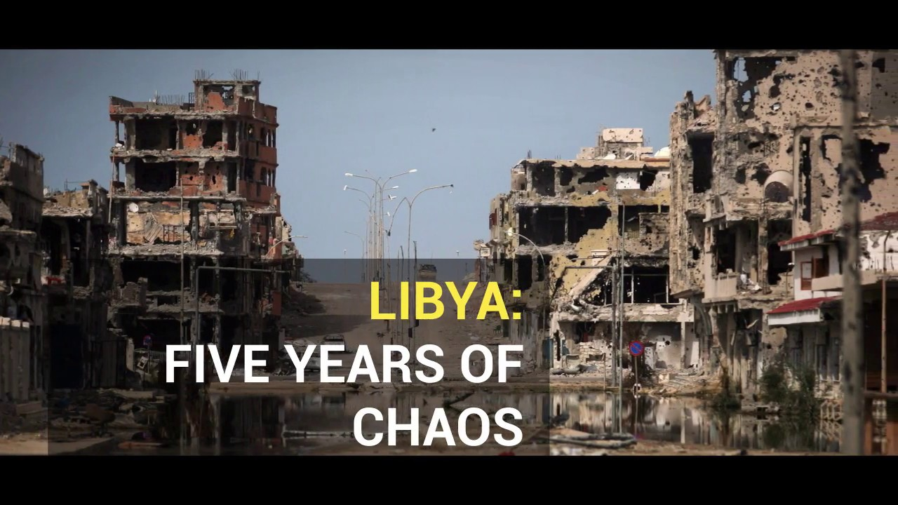 Image result for Libya in chaos