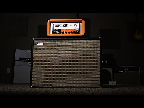 """Orange OR15 Amp Head & Avatar 2 12"""" Traditional Cab 