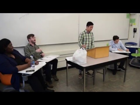Economics Debate - Universal Health Care - SJSU ECON 193