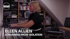 Ellen Allien   Boiler Room: Streaming From Isolation