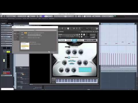 Sam Spacey Epica Bass Walkthrough - Kontakt bass synth Kontakt library