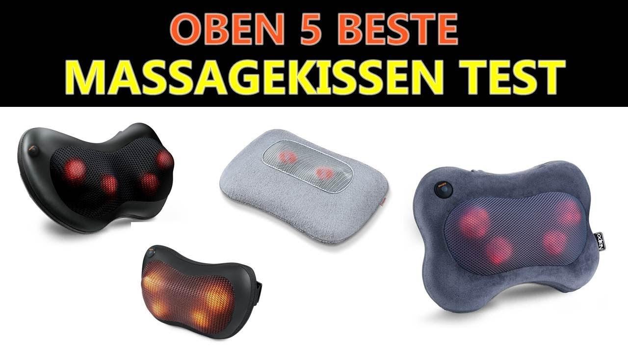 Beste Massagekissen Test 2018 Youtube