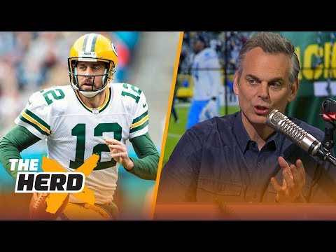 Where does Aaron Rodgers rank among the best NFL Quarterbacks of all time? | THE HERD