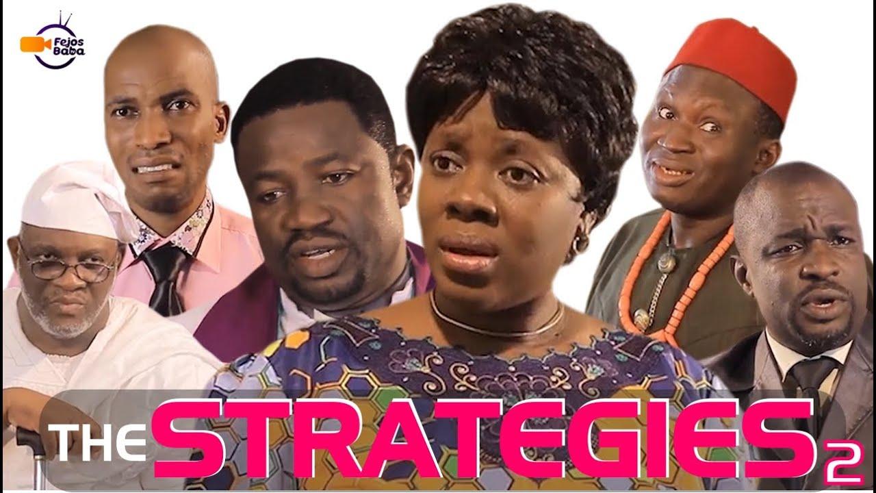 Download STRATEGIES PART 2 by Gloria Bamiloye - Mount Zion Movies - Nigerian Movies