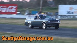 4,6 & Rotor Drags - PCM 2012