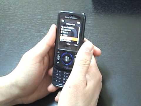 Sony Ericsson W395 review ( romanian )
