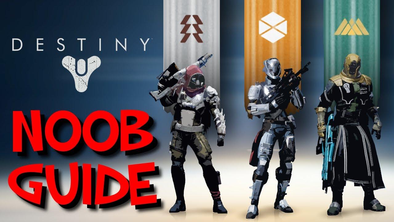 Destiny 2 Charakter