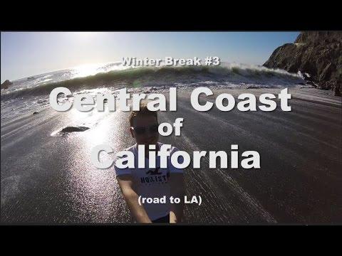 Winter Break #3 - Central Coast / Big Sur