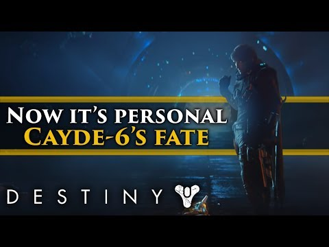 Destiny 2 Forsaken - The Fate of Cayde-6, Uldren's Return & why the story might be good thumbnail