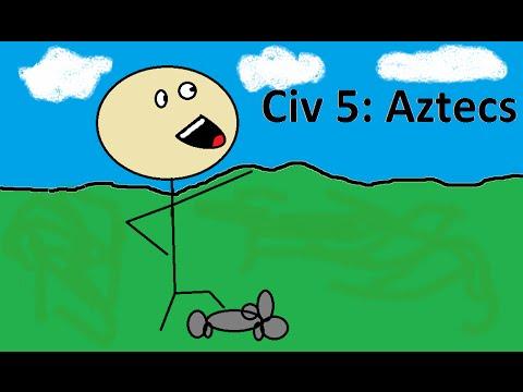 Civilization 5: Aztec Culture ep. 2